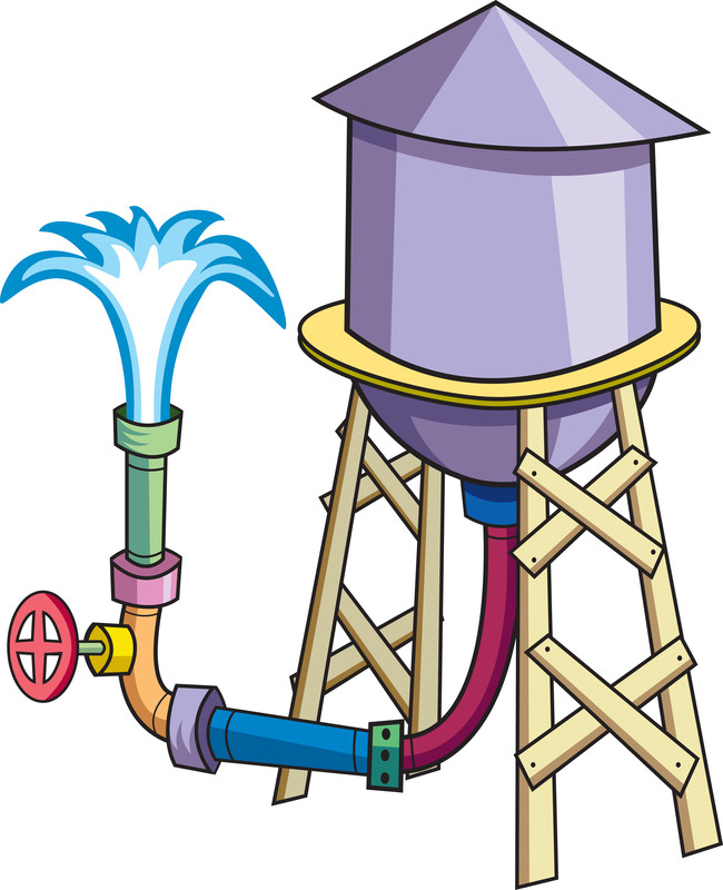 Тендер на ремонт узла раздачи водонапорной башни